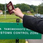 1 августа в Эстонии вступает в силу новая система электронного бронирования мест в очереди на пересечение границы