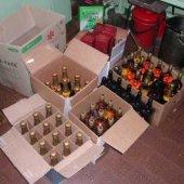 Корейский алкоголь не прошео российскую таможню