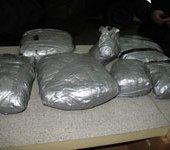 Наркотики в  Беларусь не попали