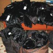 На таможенном посту МАПП Забайкальск задержана крупная партия пушно-меховых изделий