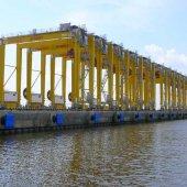 Постоянный многосторонний пункт пропуска в морском порту Усть-Луга готов к открытию