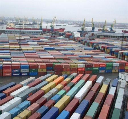 контейнерных терминалов