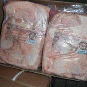 На границе ОЭЗ изъята крупная партия мясопродукции