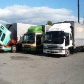 Пресечен незаконный ввоз грузовиков