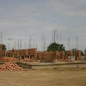 В Дагестане продолжается строительство двух таможенно-логистических терминалов